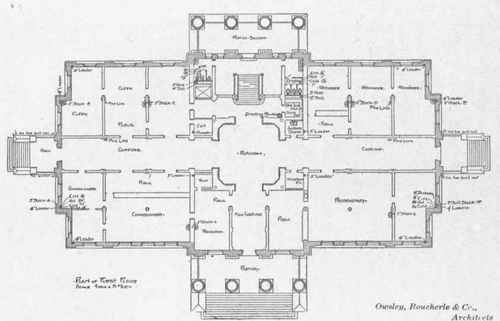 Courthouse Floor Plans