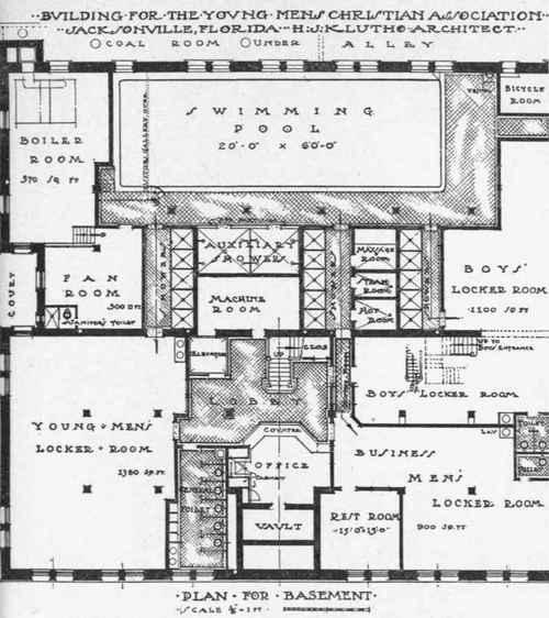 Plans Of Buildings