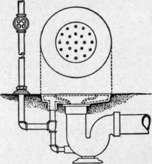 cellar or basement drains 17