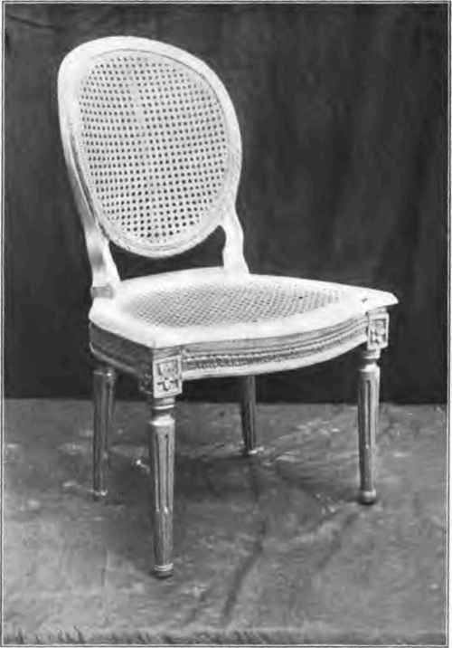 DINING CHAIR LOUIS XVI PERIOD