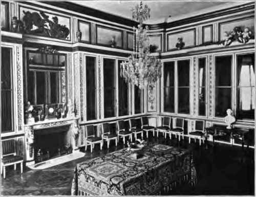 The Library Smoking Room And Den Continued