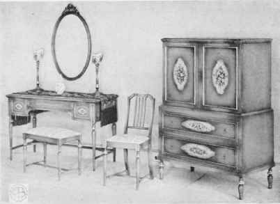 Antique Bedroom Sets On Plate 137 Louis Xvi Bedroom Set Finished In