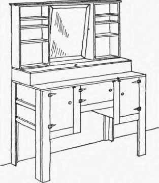 How to make dressing table for How to dress a table