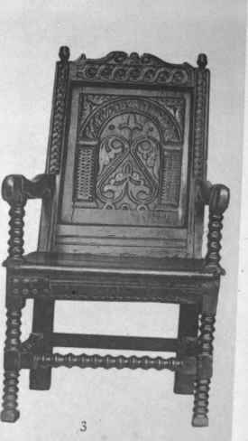 17th Century Chairs