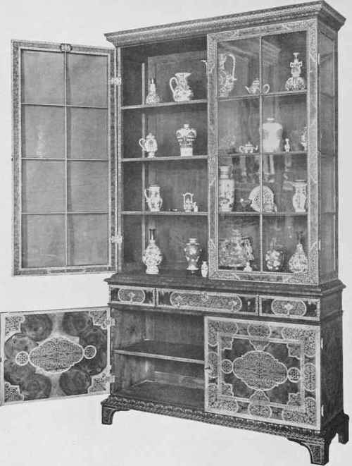 Another View Of The China Cabinet, Fig. 378.