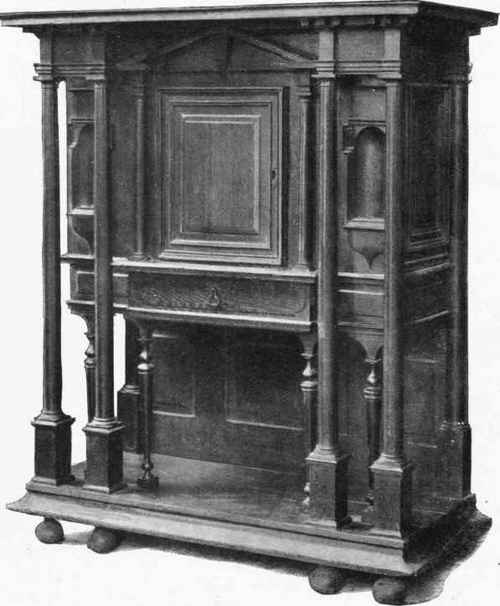 henri ii and the second half of the sixteenth century part 4. Black Bedroom Furniture Sets. Home Design Ideas