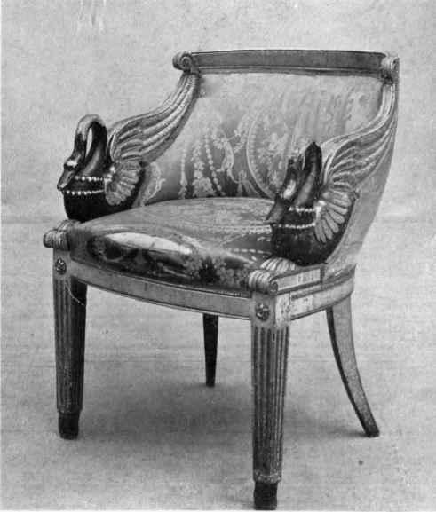 Empire Chair (English) ...