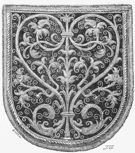 16th Century Renaissance Art Ornament