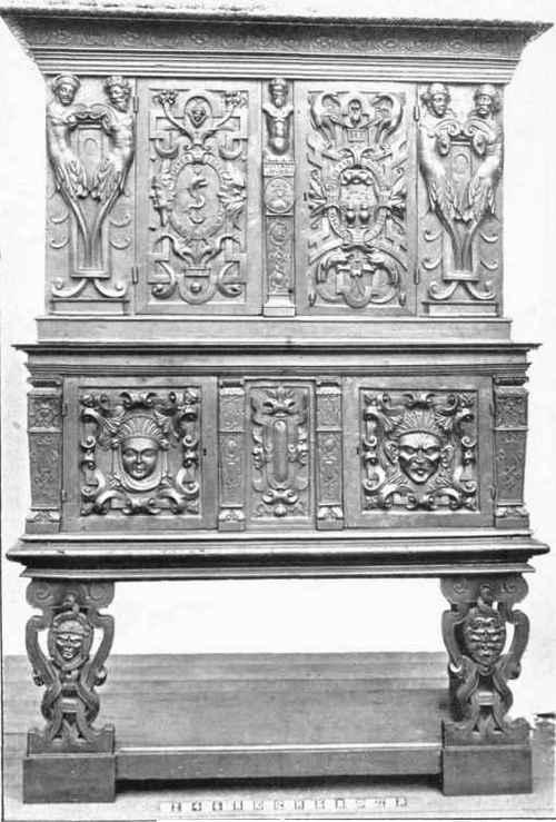 French Renaissance Furniture