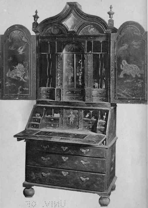 furniture of the olden time 1