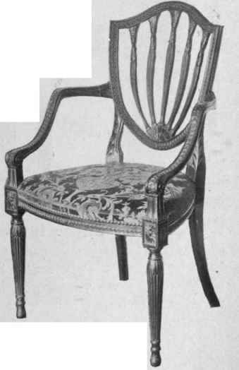 Furniture Of The Olden Time