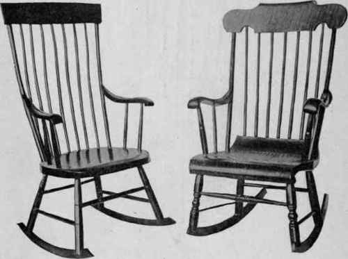 Rocking Chair Right  Left Foot - YouTube