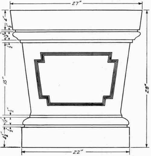 Front Elevation Molding : Form details and practical designs part