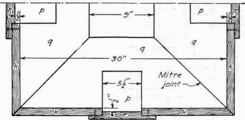 Form details and practical designs part 3 part 4 for Inverted house plans