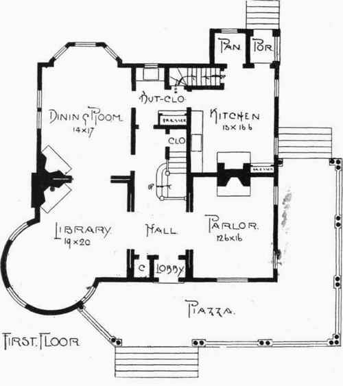 Free home plans a frame house building plans for House floor plan books