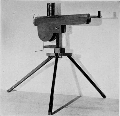 Thread: How to make your kids their own toy tripod mounted machine ...