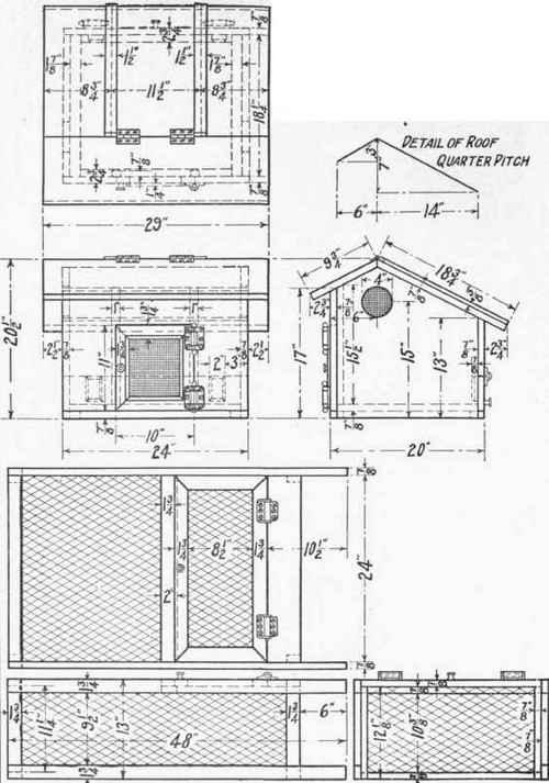 Enchanting Brooder House Plans Images - Image design house plan ...
