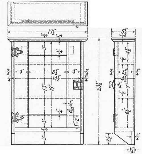 Popular Woodworking Plans Medicine Cabinet Wooden Plans