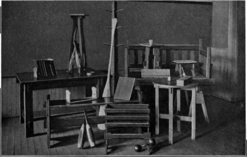 Handbook In Woodwork And Carpentry | by Charles A. King