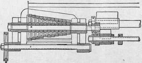 Gear Diagrams Diagram of Gear Connections of