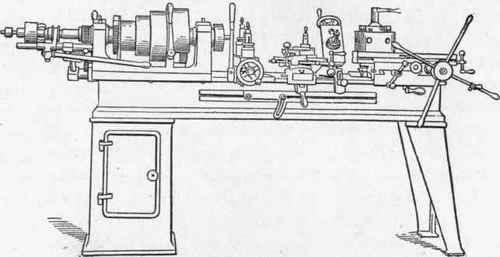 capstan lathe diagram  - 28 images
