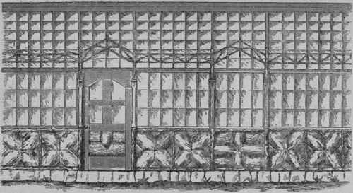 Front Elevation Of Verandah : Chapter xi verandahs
