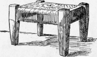Terrific Simple Stool Bralicious Painted Fabric Chair Ideas Braliciousco