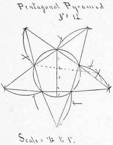 pentagonal pyramid net printable