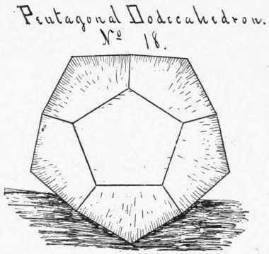 Model No  18  - Pentagonal Dodecahedron
