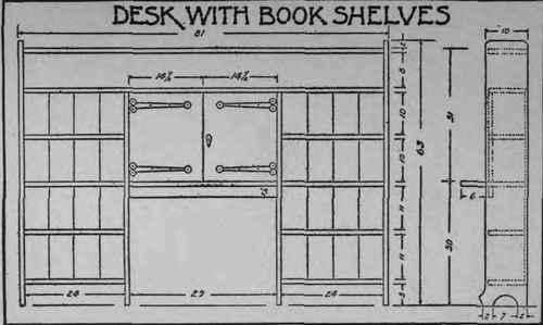 Pleasing How To Make A Desk With Book Shelves Largest Home Design Picture Inspirations Pitcheantrous