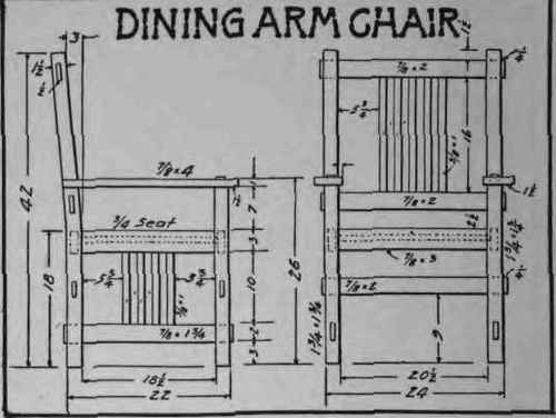 How To Make A Dining Chair 153
