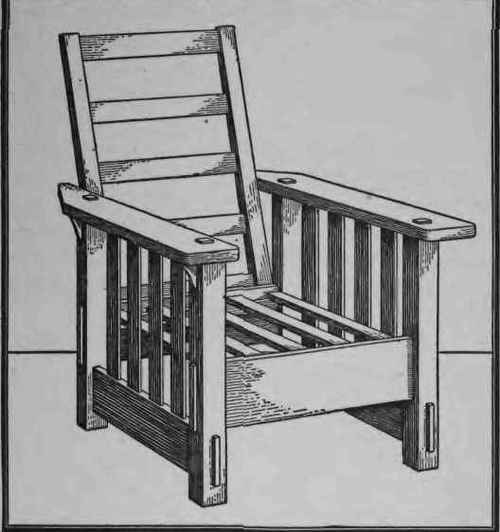 how to make a chair