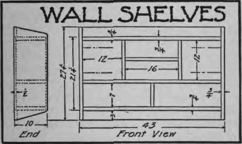 Attractive How To Make Wall Shelves 78