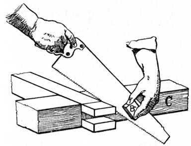 Chiselling Away Waste