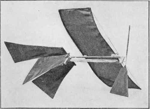 steunk flying machine