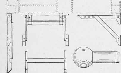details of the drawing board - Drawing Desk