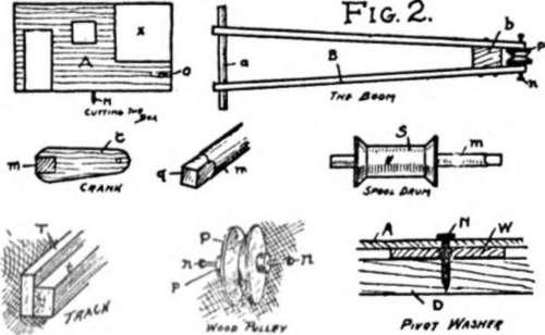 How To Make A Toy Crane