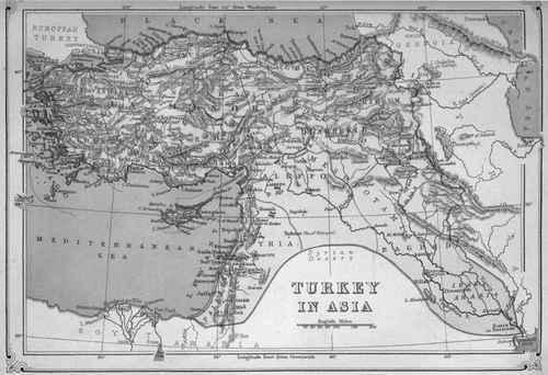 ottoman empire in turkey
