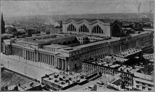 Railroad At Philadelphia