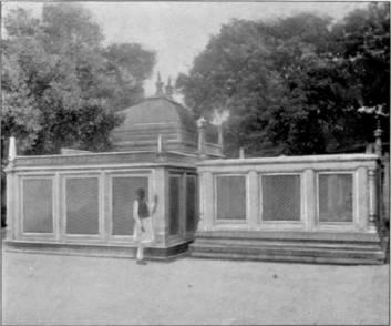 Tomb Of Jehanara