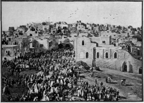 travel jerusalemisraelbethlehempalestineauthorityarea